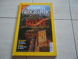 National Geographic Deutschland Ausgabe 01/2003 - Magazines & Newspapers