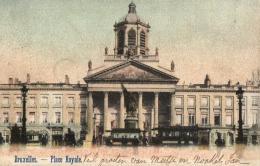 BELGIQUE - BRUXELLES - 7 Cartes Postales . - Postkaarten