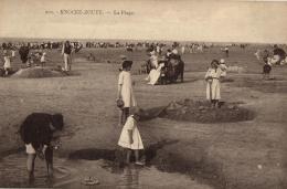 BELGIQUE - FLANDRE OCCIDENTALE - KNOKKE-ZOUTE - La Plage. (n°200). - Knokke