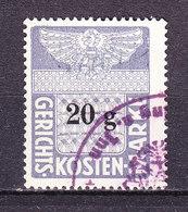 Oesterreich, Gerichtskostenmarke, 20 Groschen (49075) - Gebührenstempel, Impoststempel