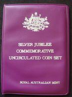 Australia 1 - 50 Cent 1977 Set - Mint Sets & Proof Sets