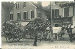 Pau - Arrivée Du Bois - Pau