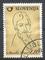 Slovenia 2010. Scott #827 (U) Stanko Vraz (1810-51), Poet * - Slovénie