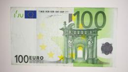 EURO- AUSTRIA 100 EURO (N) F002 Sign DUISENBERG - EURO