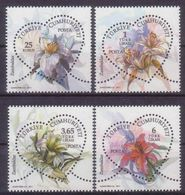 AC - TURKEY STAMP - PERMANENT POSTAL STAMPS THEMED AS LILIES MNH  07 FEBRUARY 2011 - 1921-... République