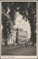 Uniwersytet, Kraków, Małopolska, C.1920s - St Kolowiec Pocztówka - Poland