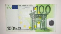 EURO-AUSTRIA 100 EURO (N) F002 Sign DUISENBERG - EURO