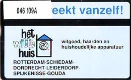 Telefoonkaart  LANDIS&GYR  NEDERLAND * RCZ.046  109a * Het Witte Huis * TELEFONKARTE * ONGEBRUIKT * MINT - Nederland