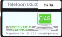 Telefoonkaart  LANDIS&GYR  NEDERLAND * RCZ.056 109a * Computer En Supplies * TELEFONKARTE * ONGEBRUIKT * MINT - Nederland