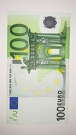 EURO-FRANCE 100 EURO (U) E001 Sign DUISENBERG - EURO
