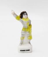 Fève Jeanne D'Arc - Santons