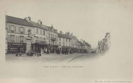 Livry Gargan : Place De La Fontaine - Livry Gargan