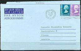 Hongkong -  Mi.Nr.   273 + 334   Briefausschnitt - Hong Kong (...-1997)