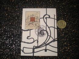 """Belgique-België 1997 Bloc De Timbre """"Musée Horta"""", Oblitération 1er Jour, TB  (Box1) - Blocs 1962-...."""