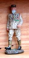 """Soldat De Plomb De La Légion Étrangère """" Inspecteur De La Légion Etrangère ( Général ROLLET ) - 1931 """" (Bte6)_DSP211 - Tin Soldiers"""