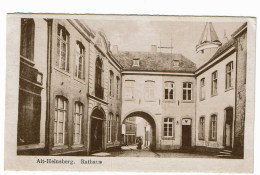 Alt Heinsberg   Rathaus  Militaires Belgique - Heinsberg