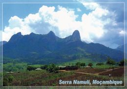 1 AK Mosambik * Serra Namuli In Der Provinz Zambezia * - Mozambique