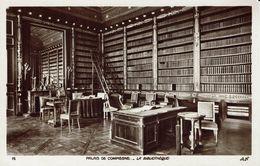 COMPIEGNE-PALAIS --BIBLIOTHEQUE - Bibliothèques