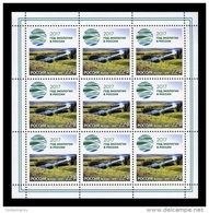 Russia 2017 Mih. 2446 Year Of Ecology (M/S) MNH ** - Unused Stamps