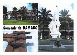 1 AK Mali * Ansichten Der Hauptstadt Bamako - Gouvernorat Du District De Bamako - IRIS Karte * - Malí