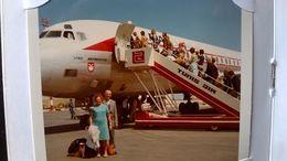 VOYAGE TOURISTIQUE TUNISIE LOT 40 PHOTOS ORIGINALES + 2 POCHETTES DES NÉGATIFS DE CERTAINES PHOTOS ANNÉES 1972 ET 1978 - Afrique