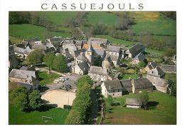 Cassuejouls  (scan Recto Et Verso)  Cpm Neuve - France