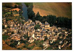 Sainte Eulalie D'olt    (scan Recto Et Verso)  Cpm Neuve - France