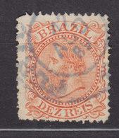 Brazil 1884 Mi. 56      10 R Kaiser Pedro II. - Brasil