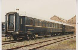Photographie - Train - Wagons -  N° 7C - Trains