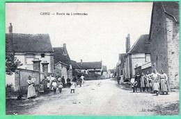 CHEU - ROUTE DE LORDONNOIS - Altri Comuni