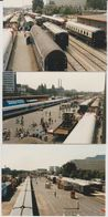 Photographie - Train - Wagons - 5I - Trains