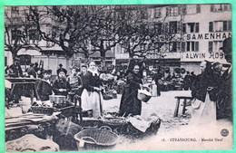 18 - STRASBOURG - MARCHE NEUF - Strasbourg