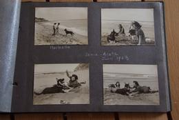 Album Photos De Famille Année 50 Et 60 Noir Et Blanc Et Début Couleur 120 Photos - Album & Collezioni
