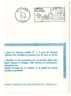 AUDE - Dépt N° 11 = LIMOUX 1976 = FLAMME FDC = SECAP Illustrée ' PAYS CATHARE / Blanquette - Nougat ' - Oblitérations Mécaniques (flammes)