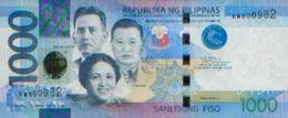 PHILIPPINES – 1000 Pesos 2014 - Philippines