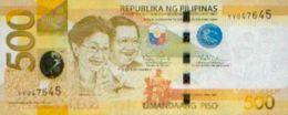 PHILIPPINES – 500 Pesos 2014 - Philippines