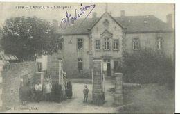 Lannilis - L'hôpital - France