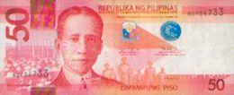 PHILIPPINES – 50 Pesos 2015 - Philippines