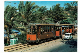 Tram   Mallorca - Tramways