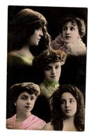 "FEMME . "" PORTRAITS DE JOLIES FEMMES "" - Réf. N°9125 - - Women"