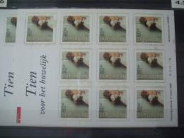 Nederland, Netherlands MNH Sheet Nvph Nr  V1756 - Blocks & Sheetlets