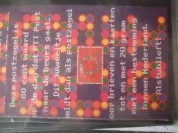 Nederland, Netherlands MNH Sheet Nvph Nr  B1768 - Bloks
