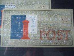 Nederland, Netherlands MNH Sheet Nvph Nr  1841 - Bloks