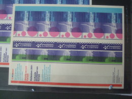 Nederland, Netherlands MNH Sheet Nvph Nr  V1967 - Blocs