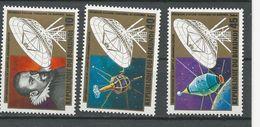 BURUNDI  Scott 586-588 Yvert ? (3) ** Cote 17,00 $ 1981 - 1980-89: Neufs