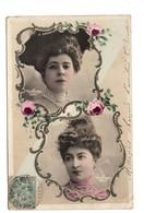 FEMME ARTISTE . JEANNE GRANIER ET SOREL . ACTRICE - Réf. N°9128 - - Women