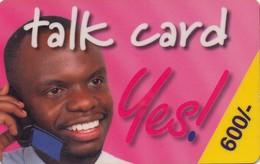 TARJETA TELEFONICA DE KENIA (PREPAGO). (003) - Kenya