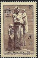 """FR YT 447 """" Statue De Desruelles """" 1939 Neuf** - Frankreich"""