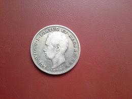 500 Reis D.Luis I, 1870. Silver - Portugal