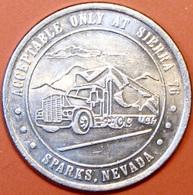 $1 Casino Token. Sierra 76, Sparks, NV. 1984. D48. - Casino